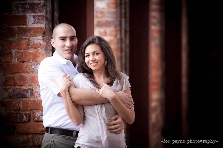 raleigh wedding photographer – samantha and jimmy's greenville engagement session