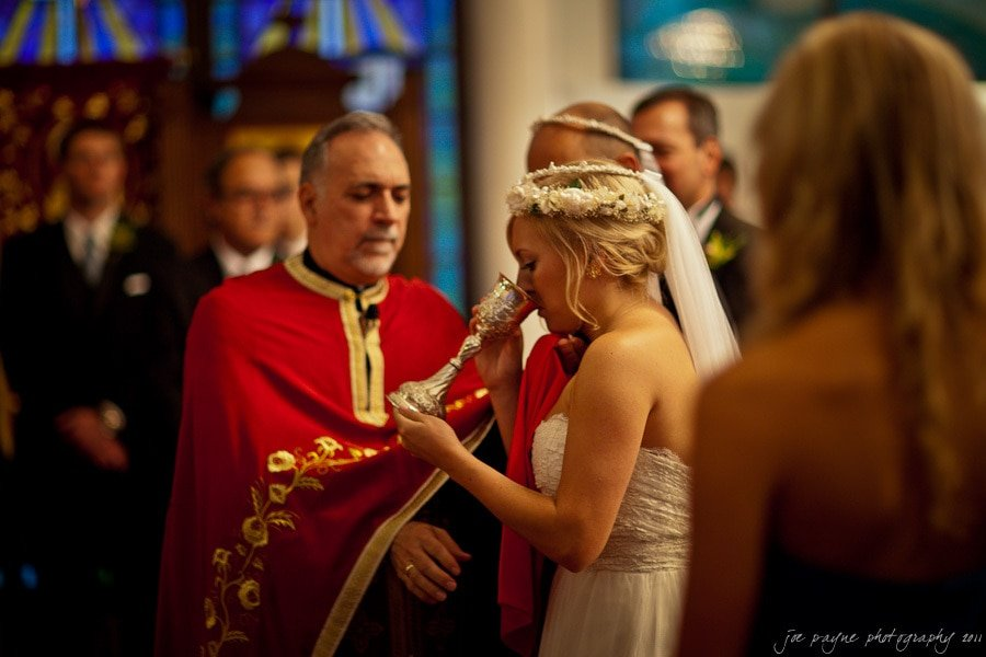 holy trinity greek orthodox church raleigh wedding | kate and kiku