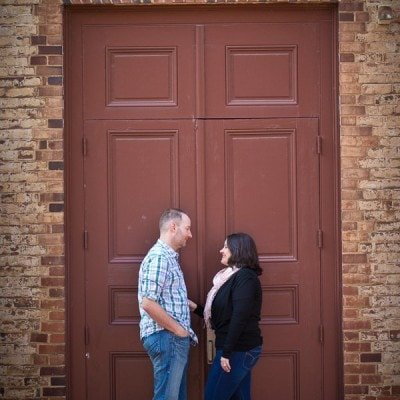 wedding photographers in raleigh nc ~ engagement session for jessica and bo