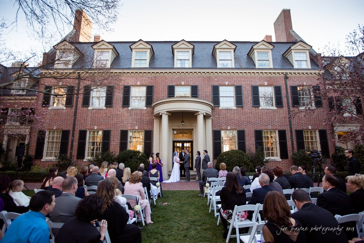 carolina inn weddings ~ jessica and bo