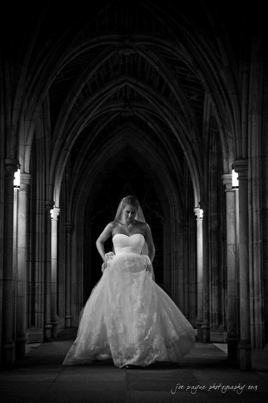 duke chapel weddings ~ bridal session for claire