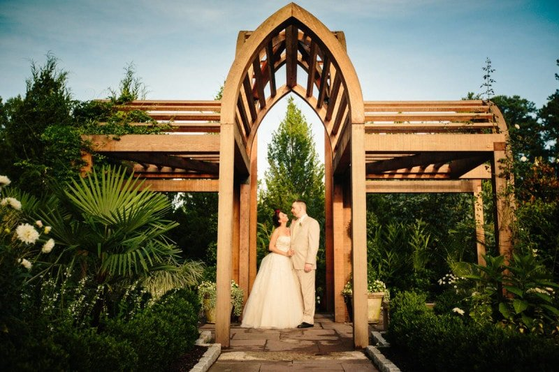 duke gardens weddings ~ deniz and robbie