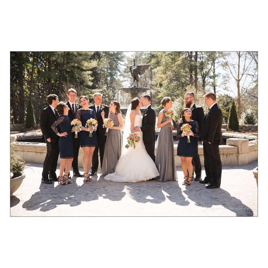 duke chapel wedding photographer – michelle & jonathan