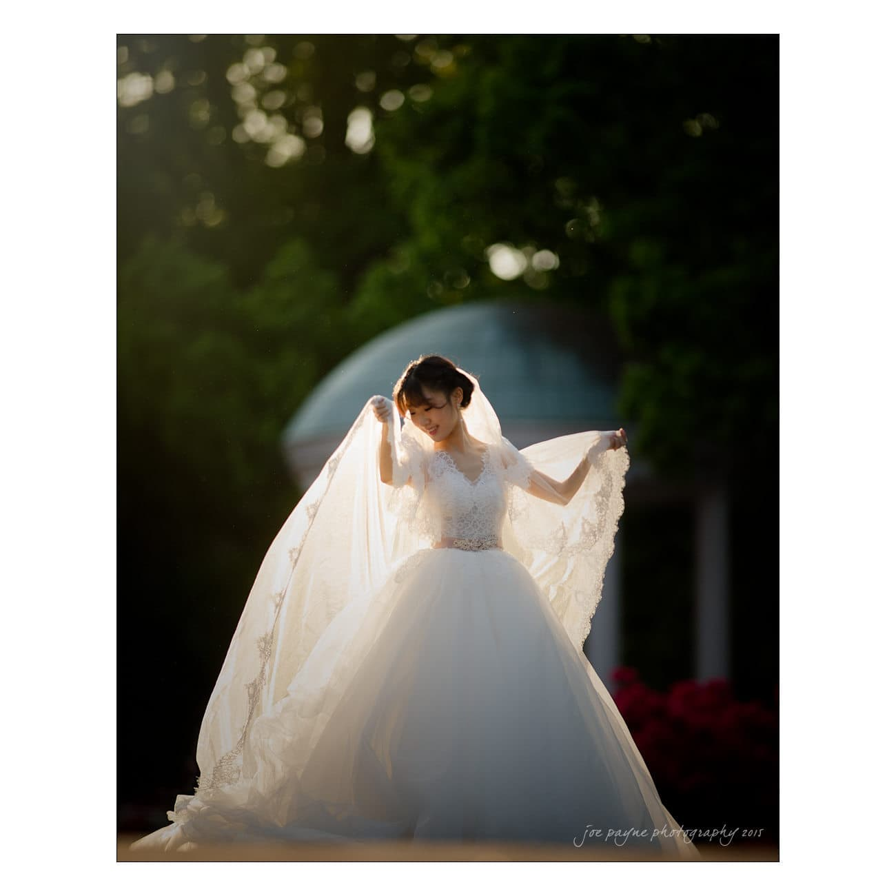 chapel hill wedding photographer – bridal session for joanna