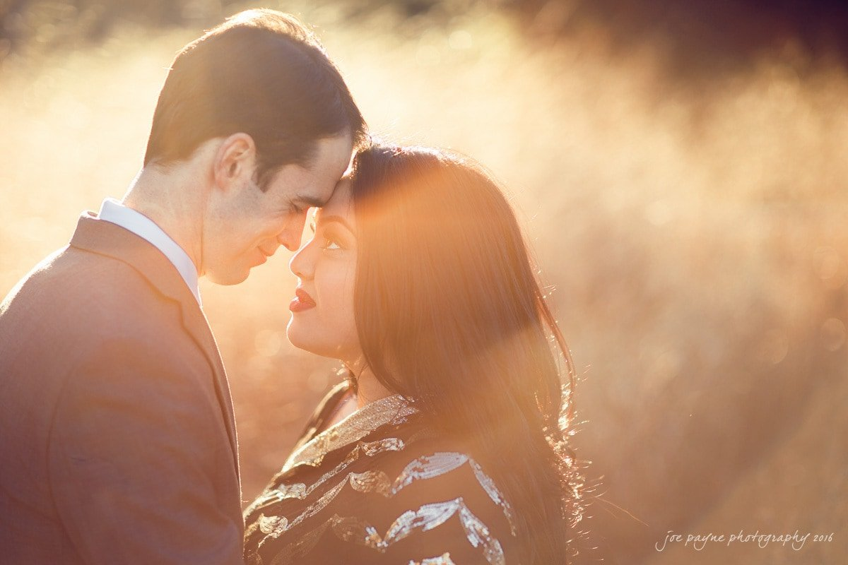 duke gardens engagement photography – yasmin & mike