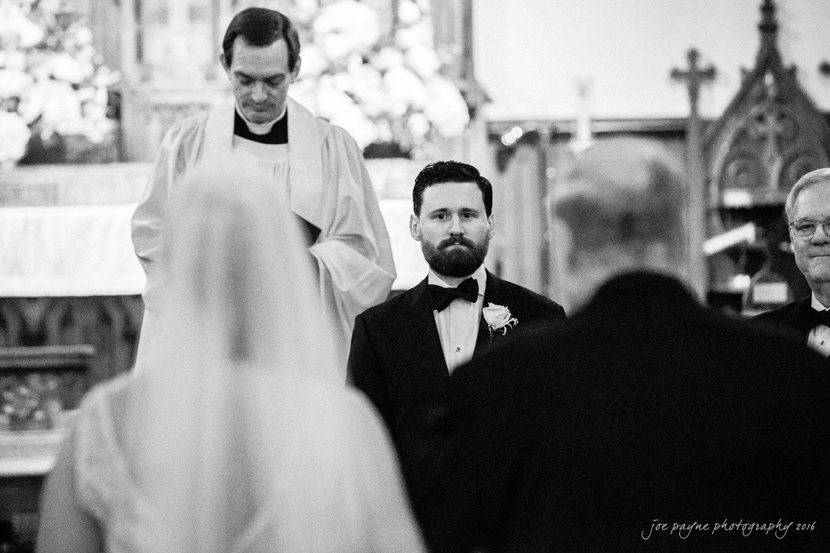 St Mary's Chapel Raleigh Wedding - Jackie & Rob-31
