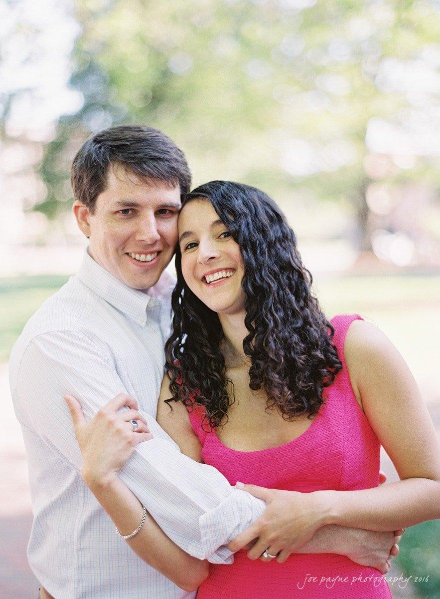 Chapel Hill Wedding Photographer UNC Engagement-1-2
