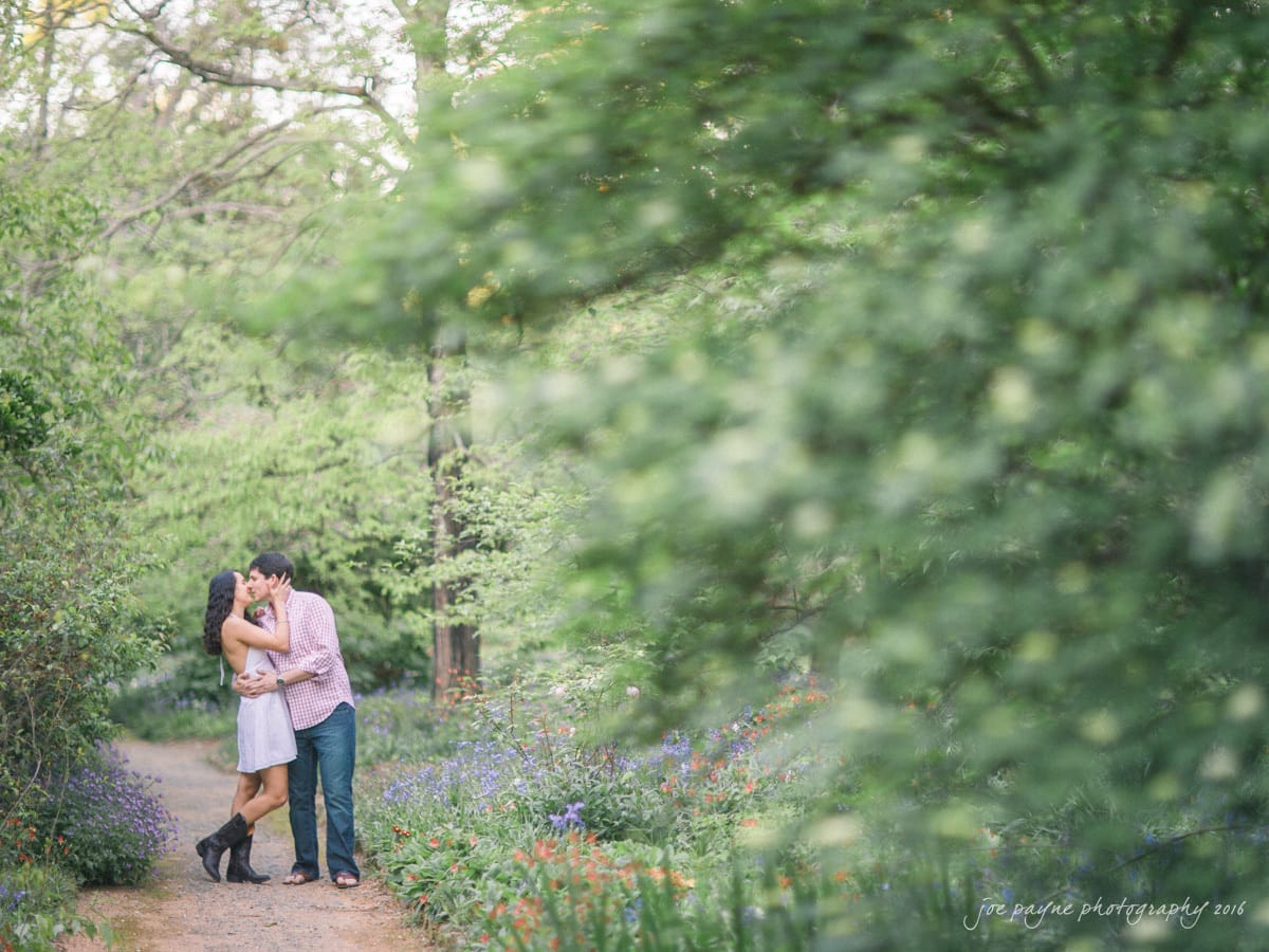 unc chapel hill engagement photography – eleanna & michael