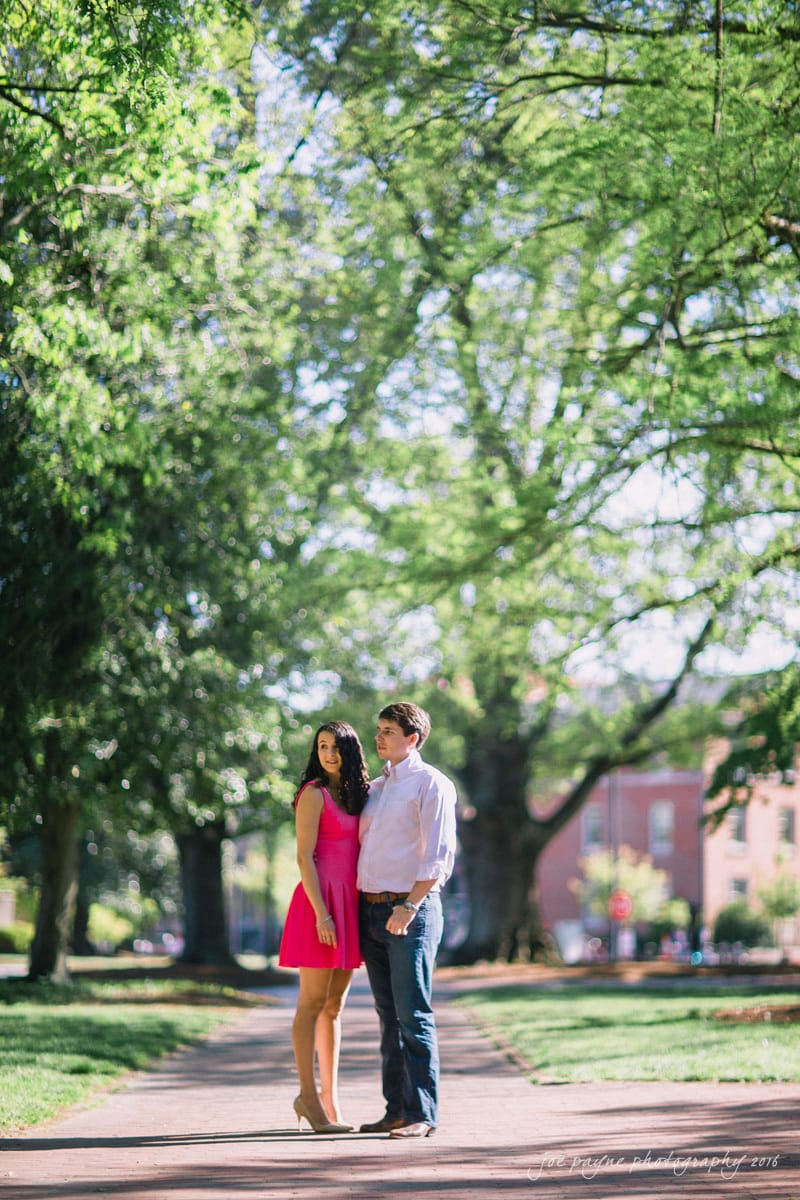 Chapel Hill Wedding Photographer UNC Engagement-2-2