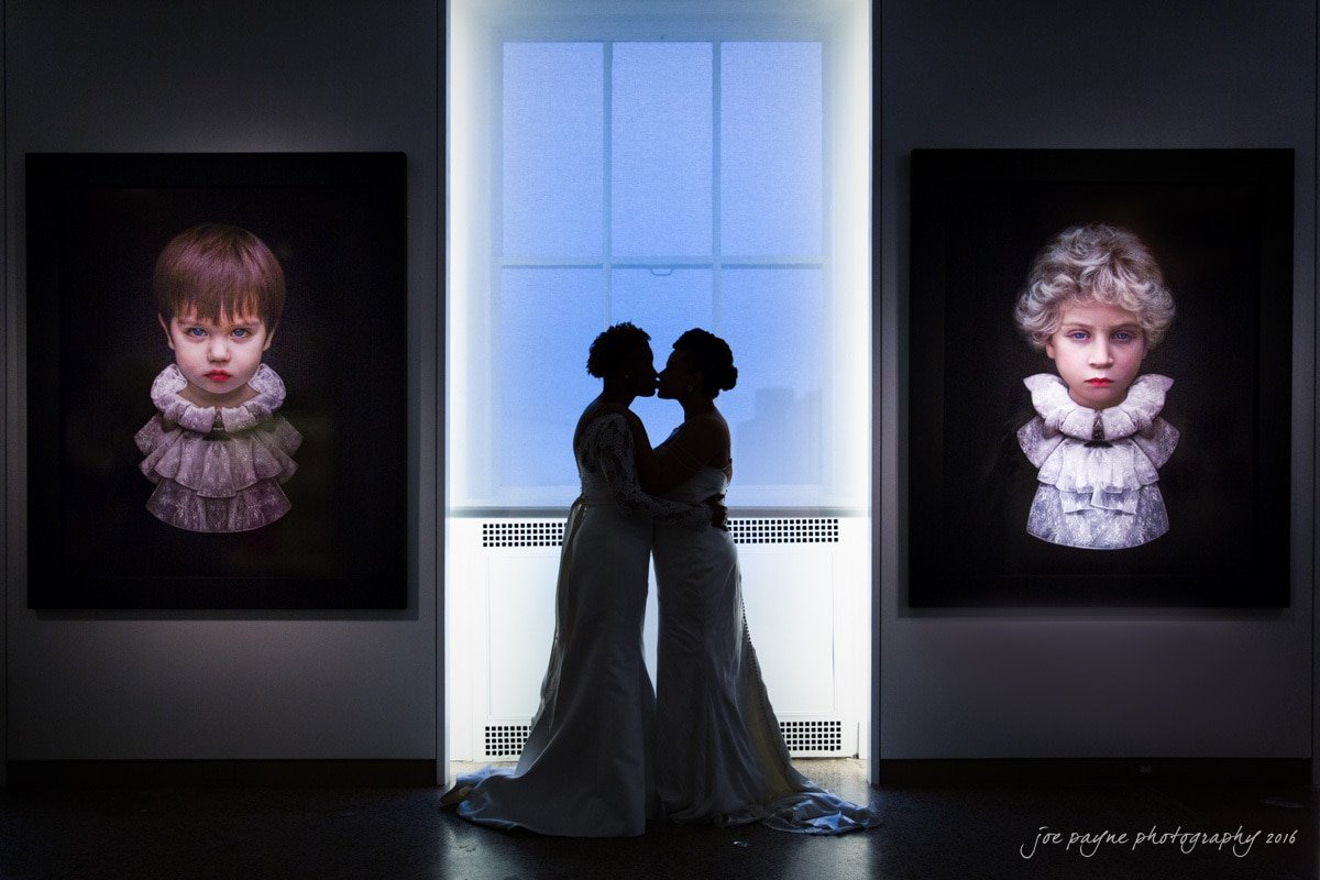 21c museum hotel wedding photography – raine & chasity