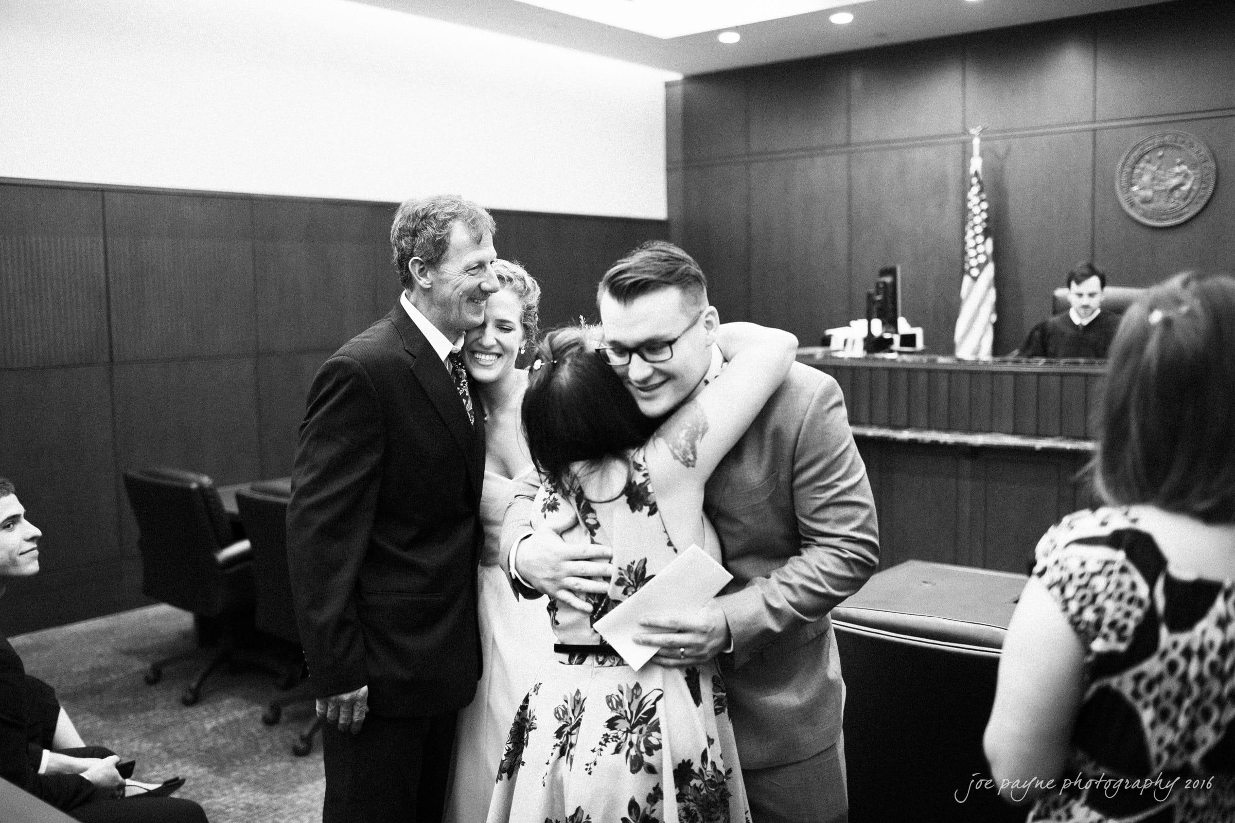 Downtown Raleigh Wedding Photographer - Alexandra & Trent -12