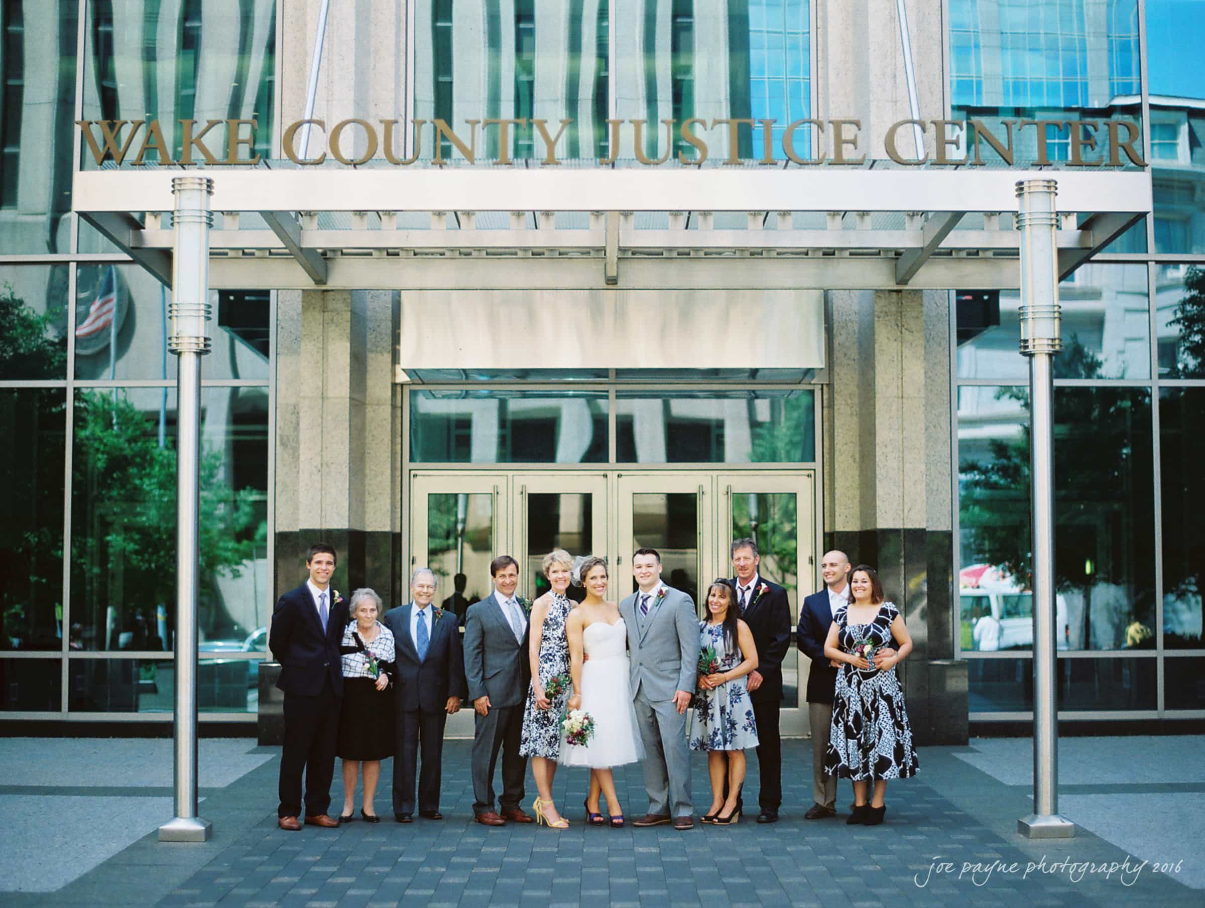 Downtown Raleigh Wedding Photographer - Alexandra & Trent -16