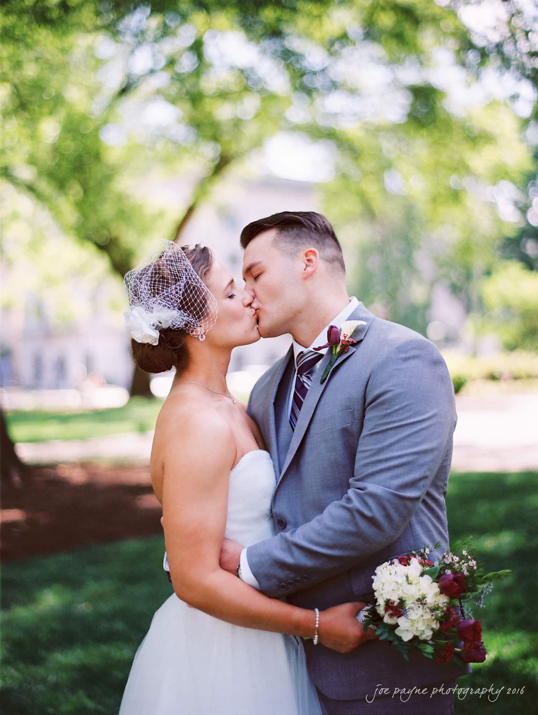 Downtown Raleigh Wedding Photographer - Alexandra & Trent -17