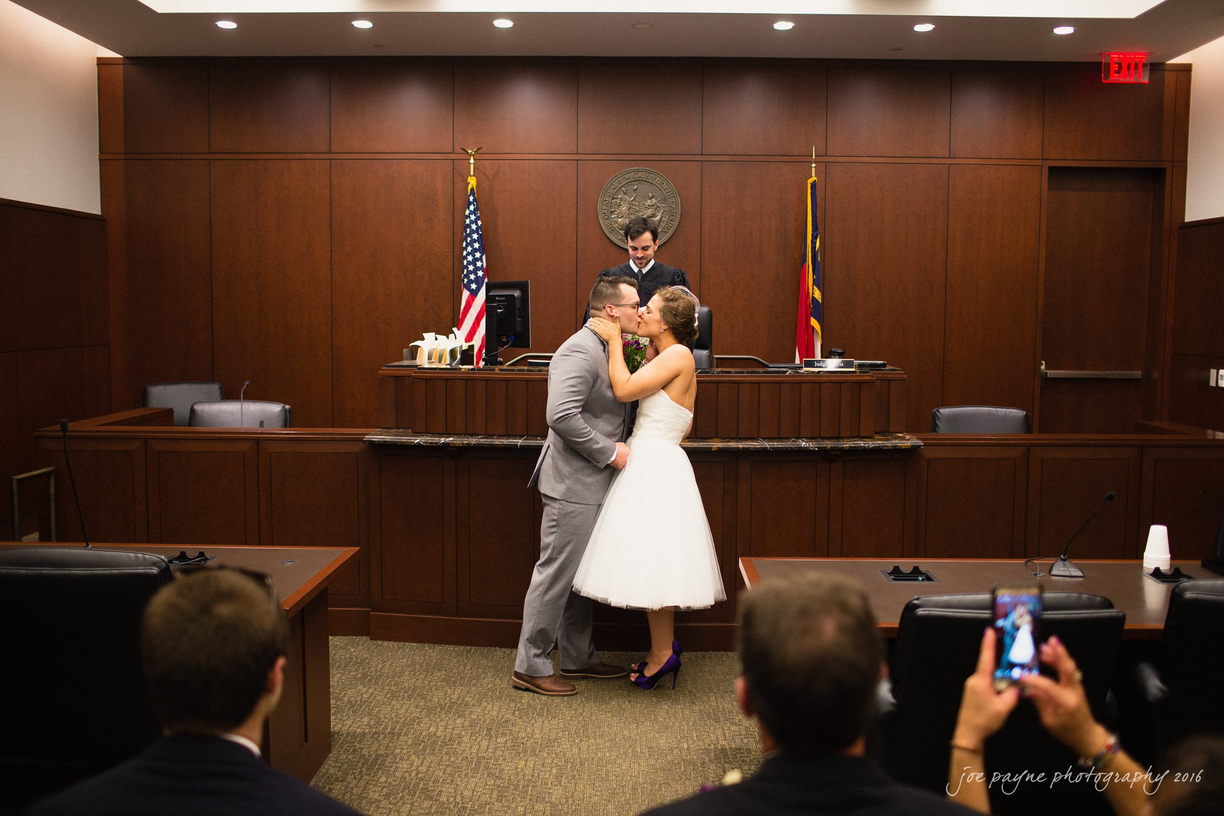 Downtown Raleigh Wedding Photographer - Alexandra & Trent -2-2