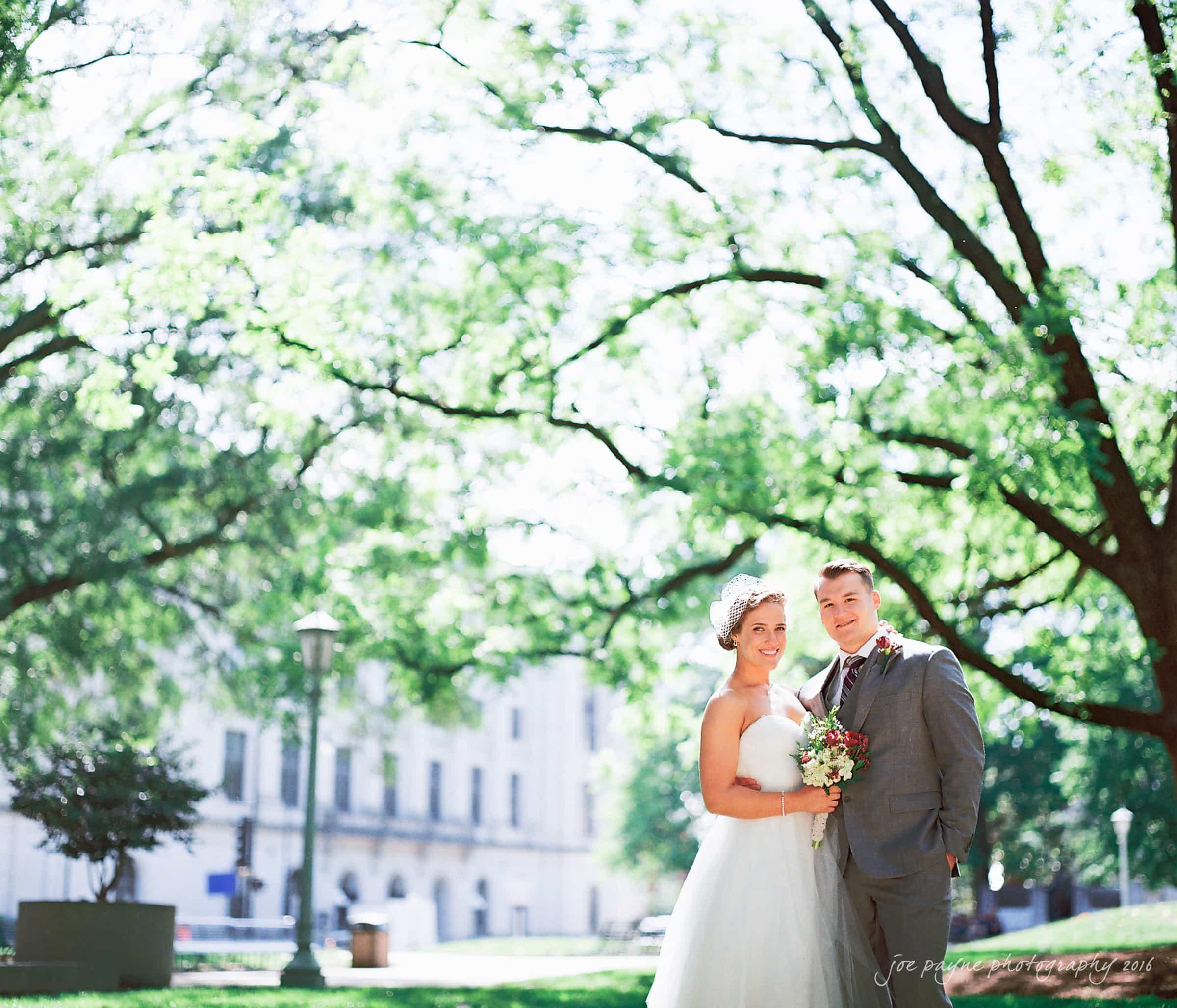 Downtown Raleigh Wedding Photographer - Alexandra & Trent -21