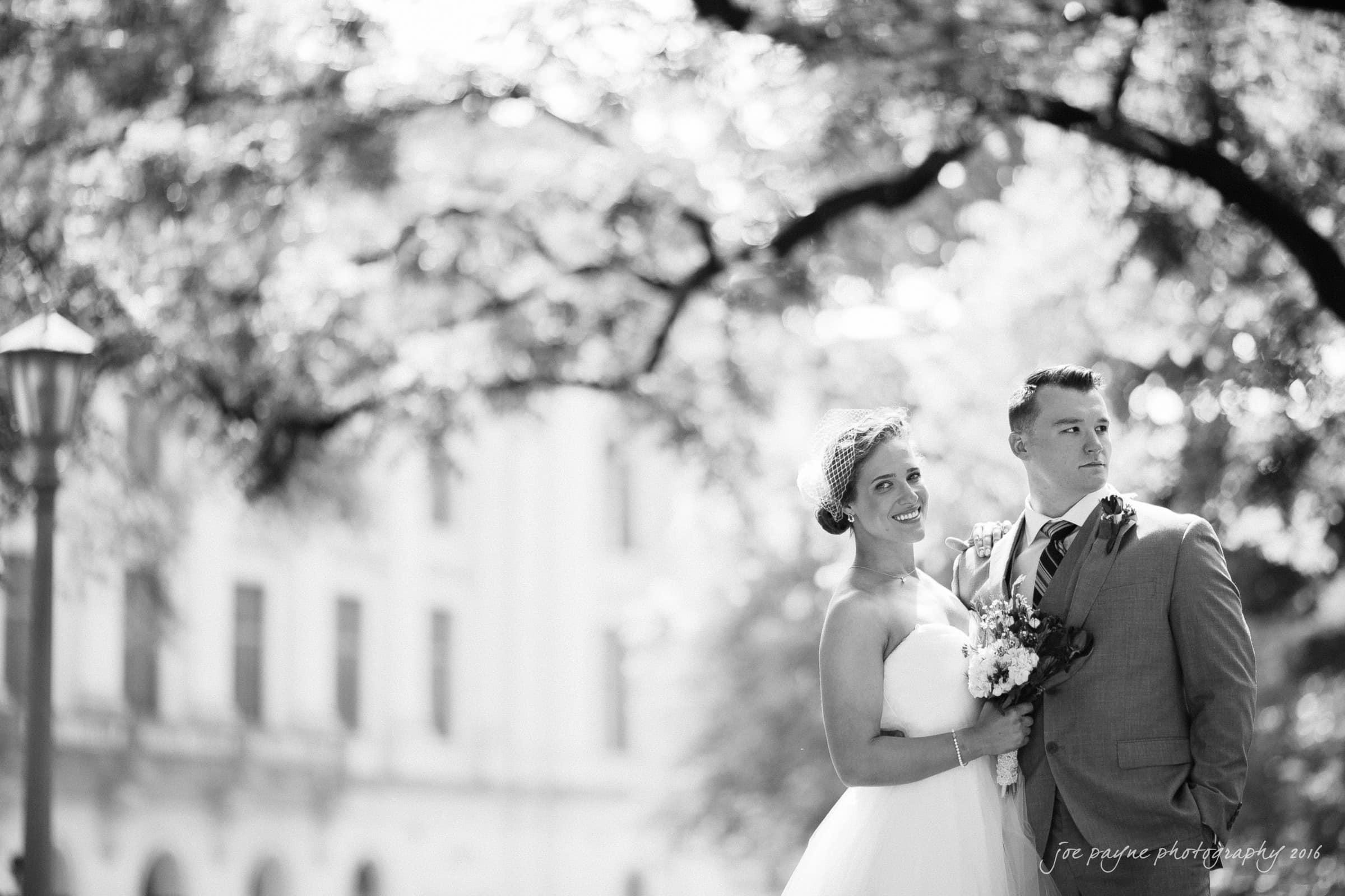 Downtown Raleigh Wedding Photographer - Alexandra & Trent -27