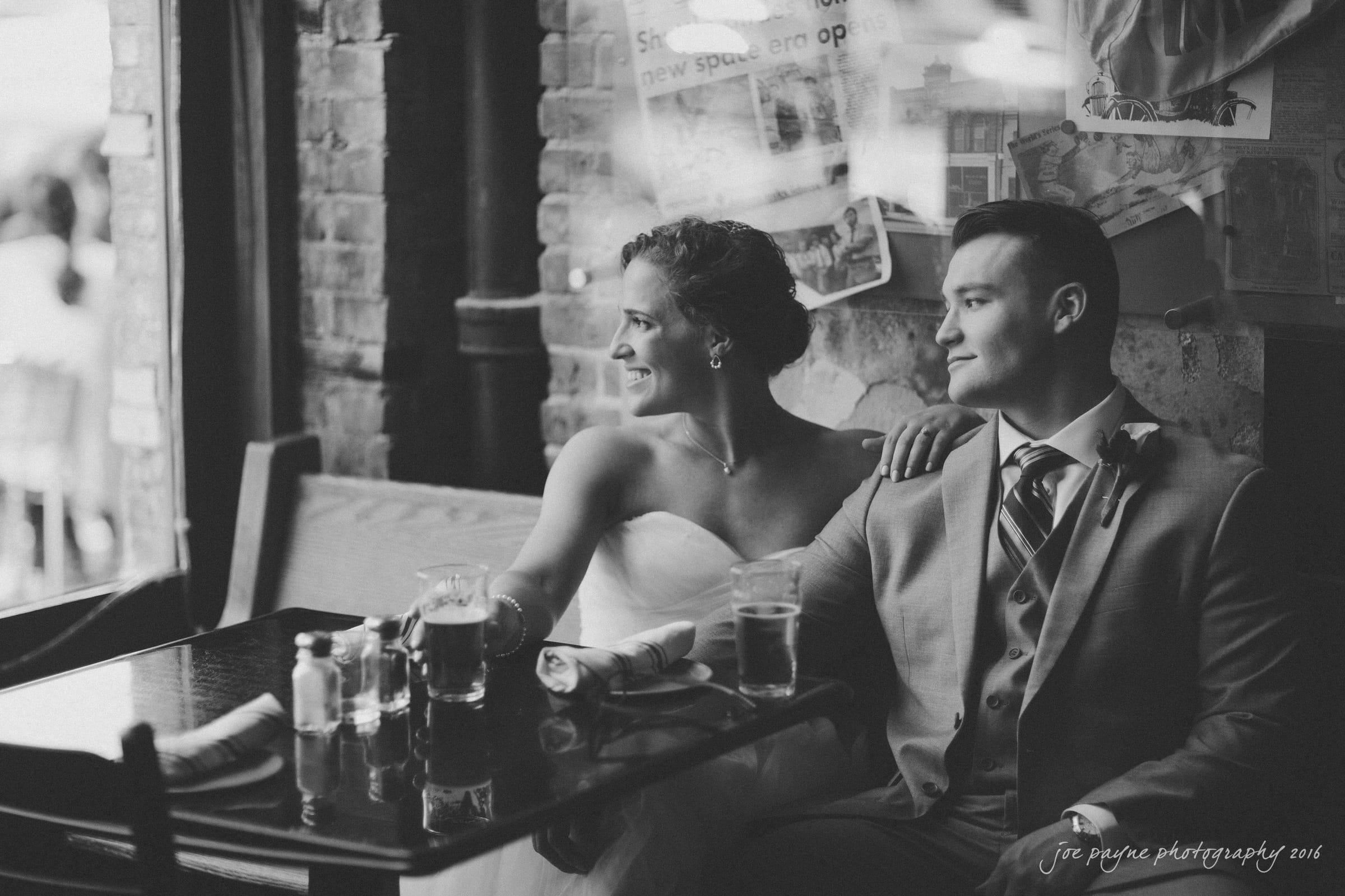 Downtown Raleigh Wedding Photographer - Alexandra & Trent -30