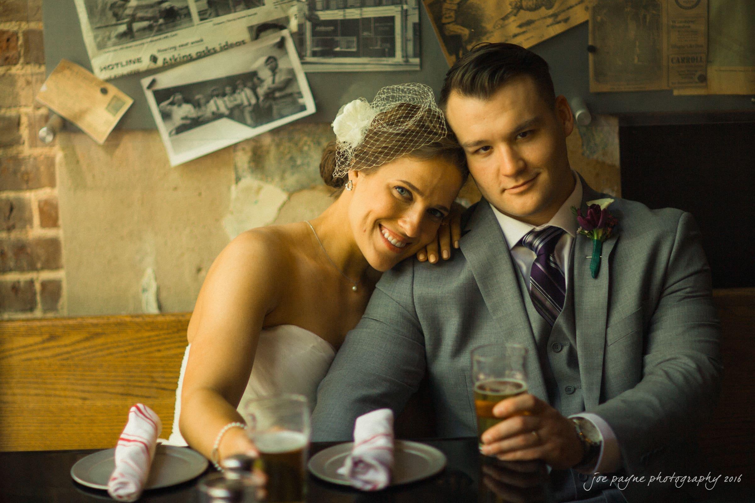 Downtown Raleigh Wedding Photographer - Alexandra & Trent -31