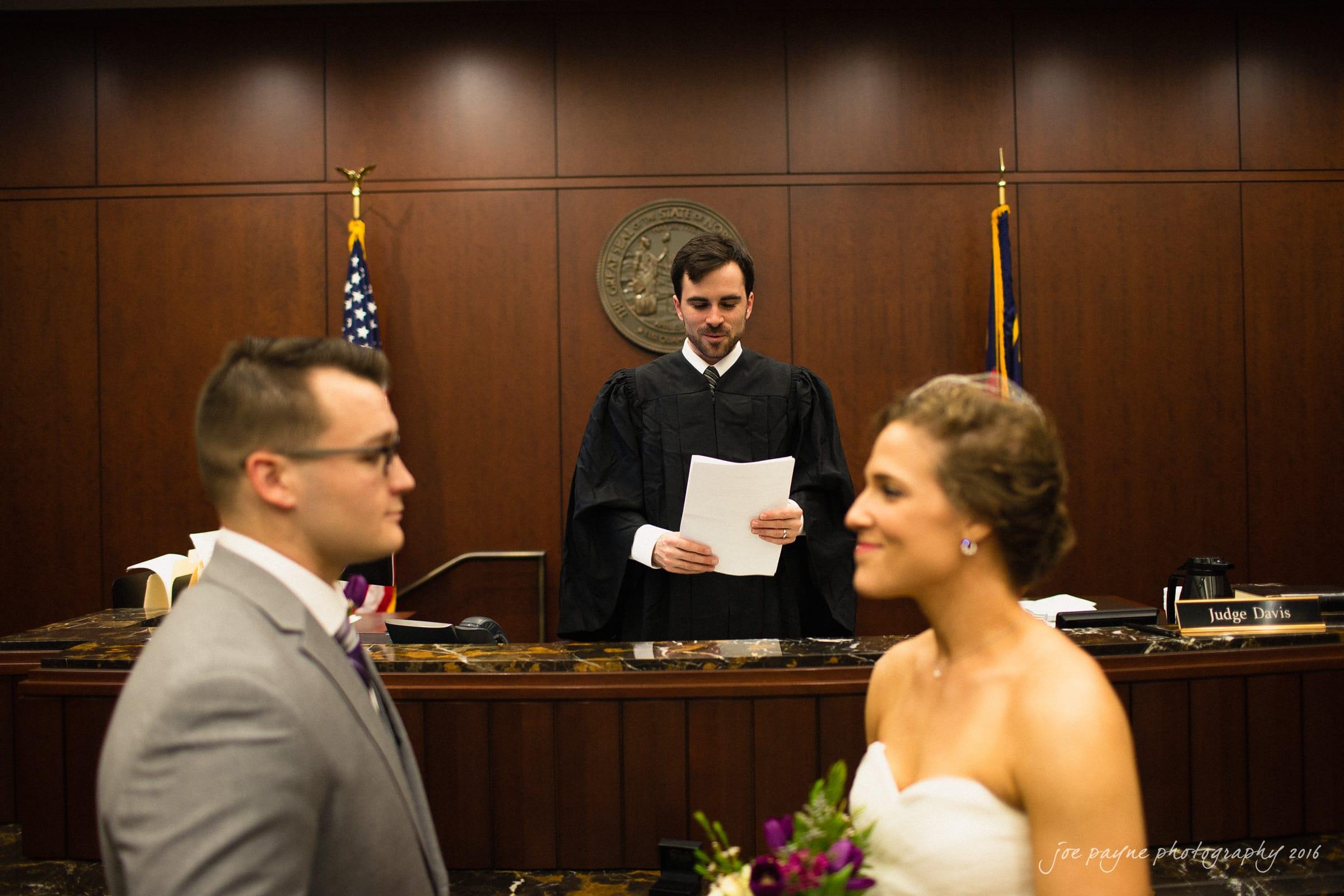 Downtown Raleigh Wedding Photographer - Alexandra & Trent -4