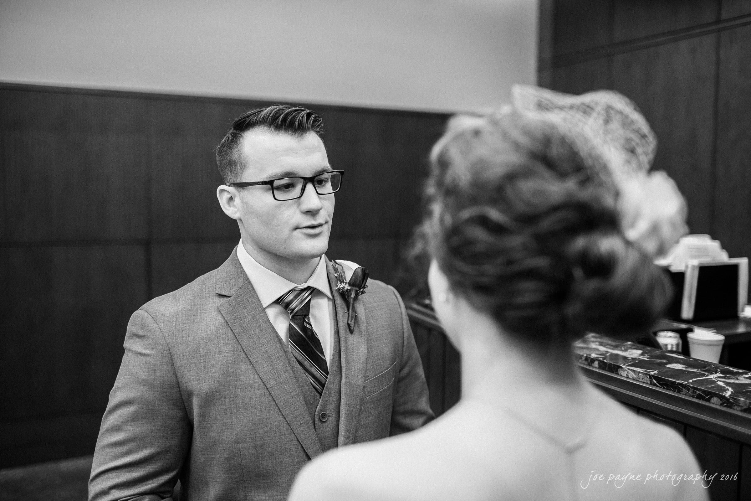 Downtown Raleigh Wedding Photographer - Alexandra & Trent -5