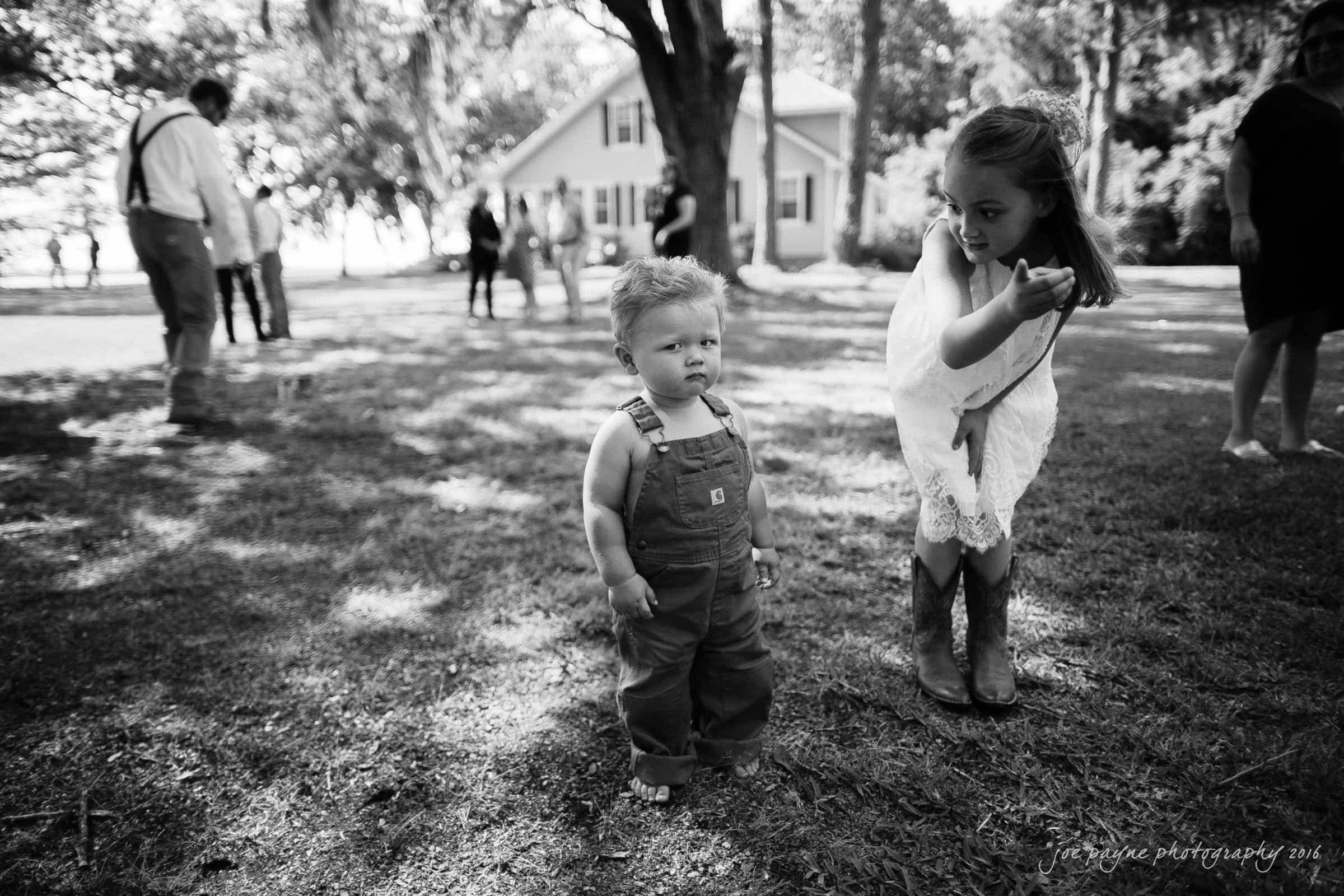 New Bern Wedding Photography - Jessica & Brinson-16
