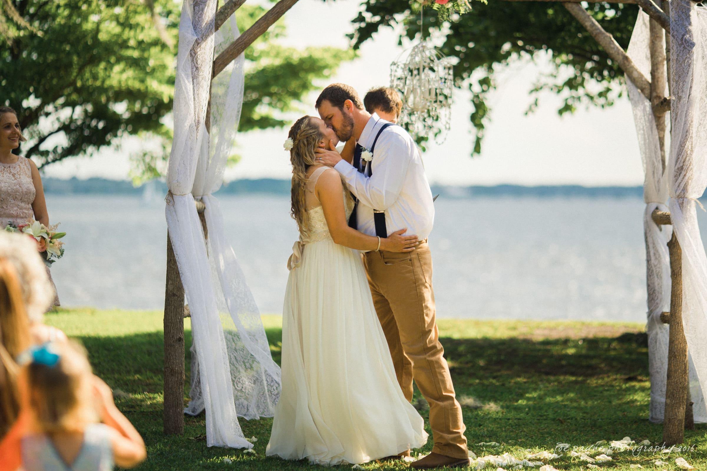 New Bern Wedding Photography - Jessica & Brinson-32