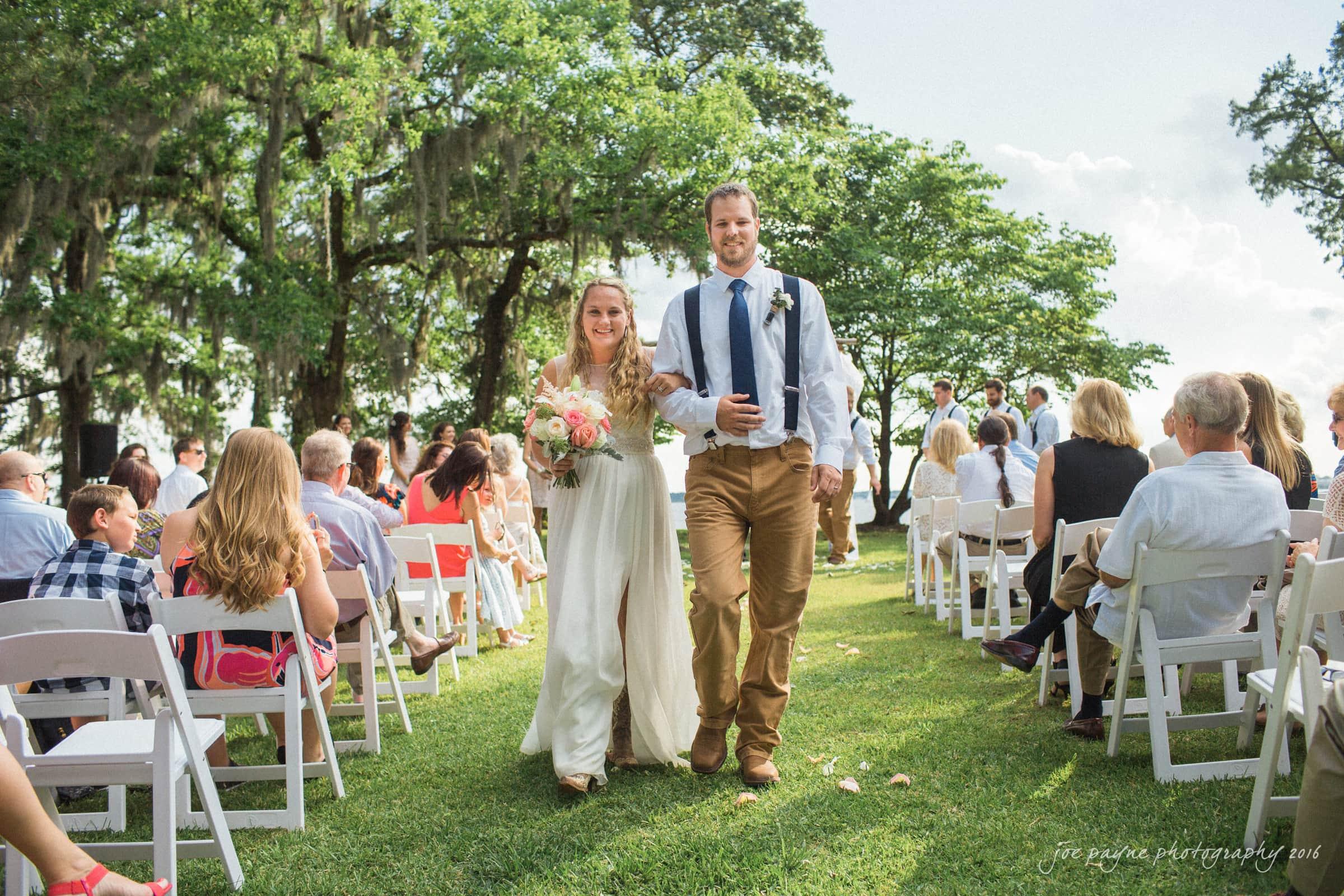 New Bern Wedding Photography - Jessica & Brinson-34