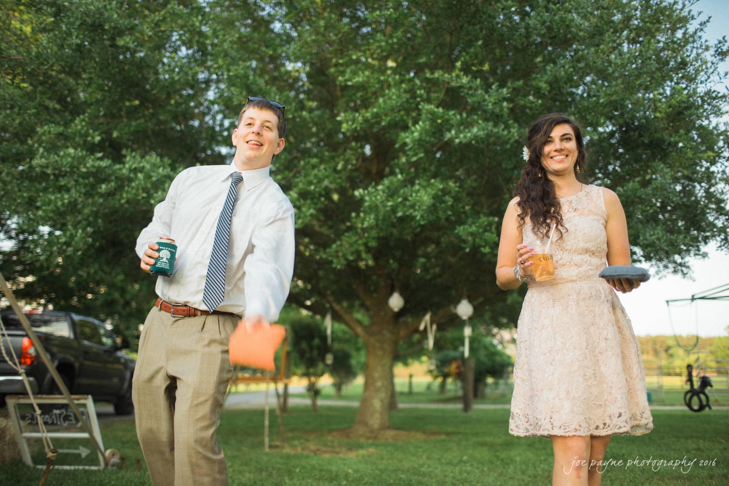 New Bern Wedding Photography - Jessica & Brinson-47