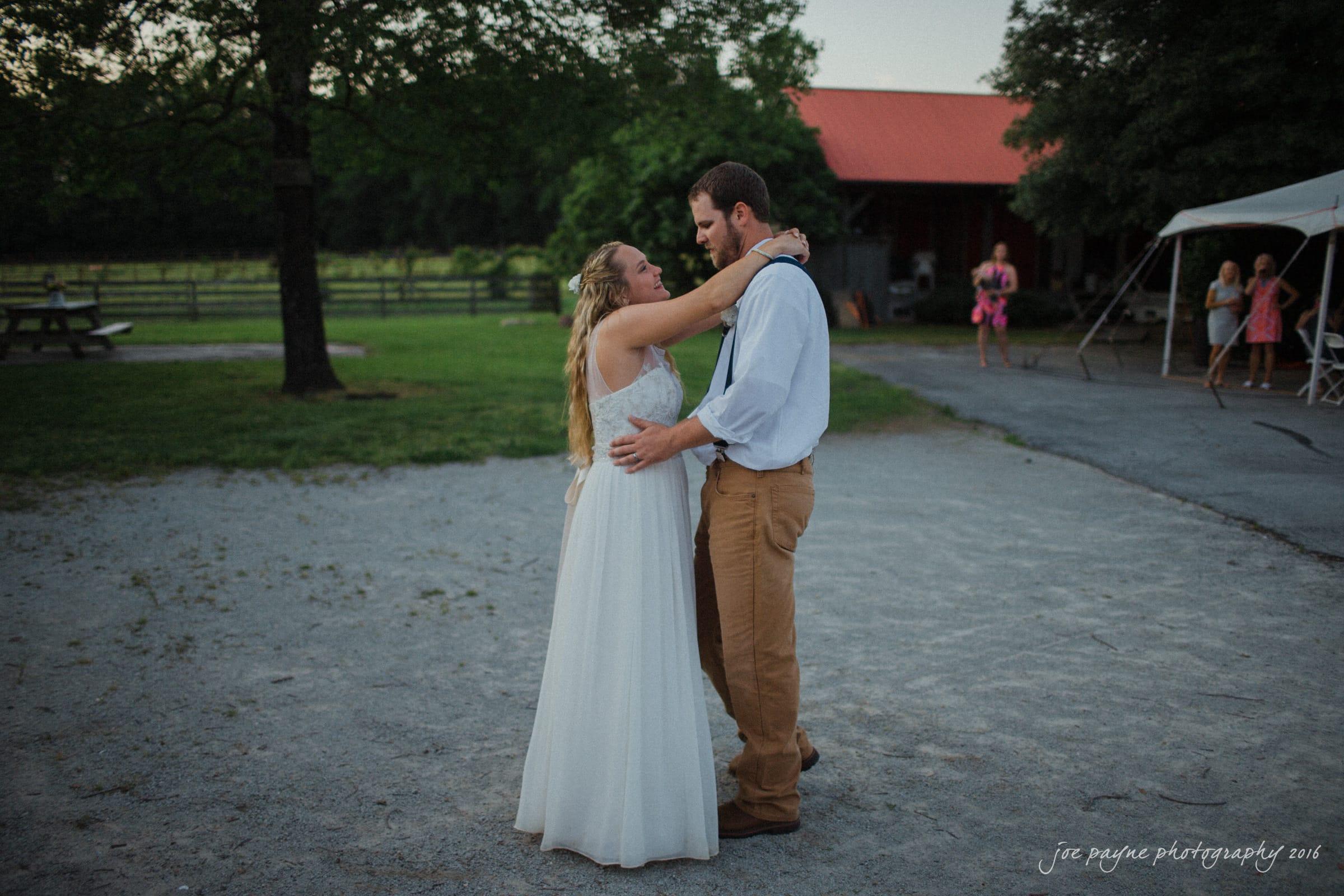 New Bern Wedding Photography - Jessica & Brinson-50