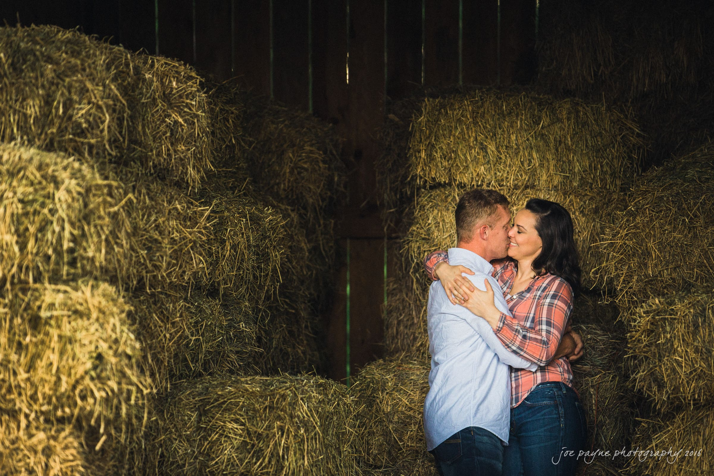 Rural NC Engagement Photography - Christina & Jerry-1