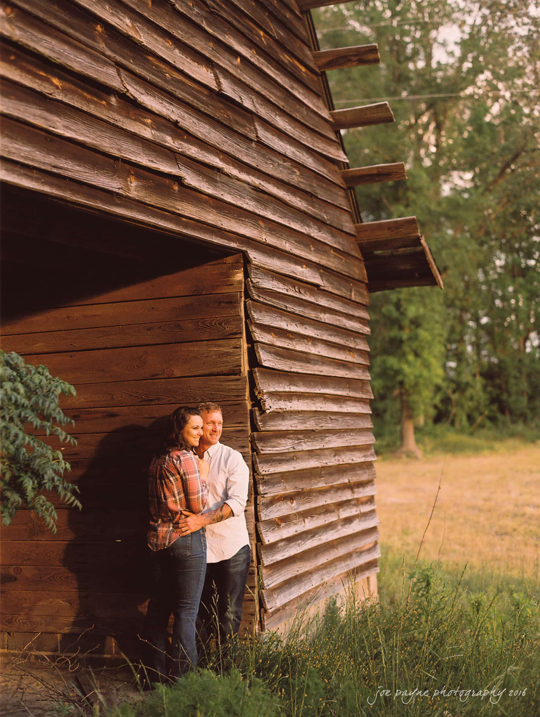 Rural NC Engagement Photography - Christina & Jerry-13