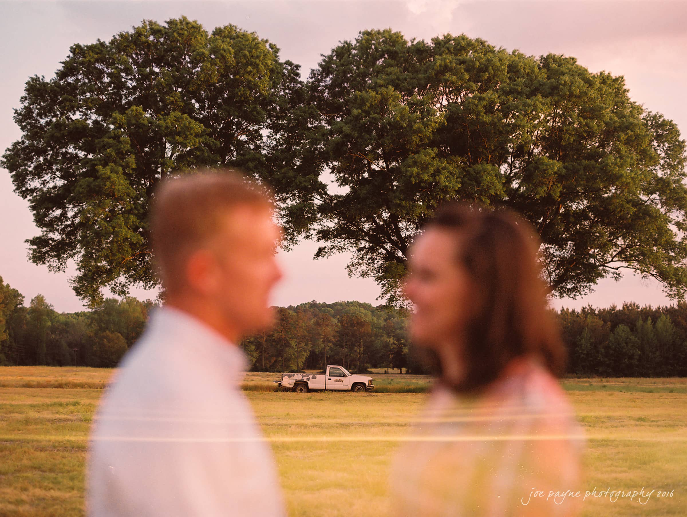 Rural NC Engagement Photography - Christina & Jerry-14