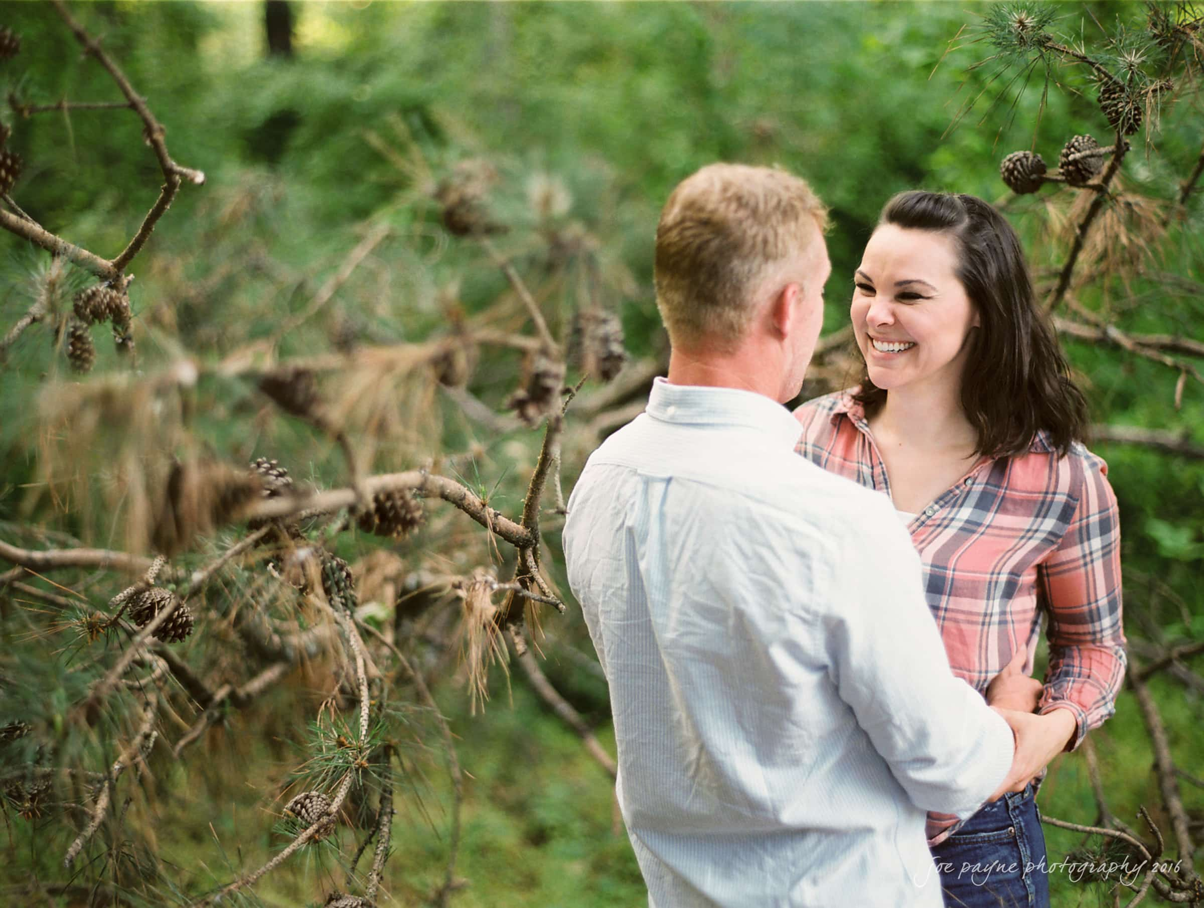 Rural NC Engagement Photography - Christina & Jerry-15