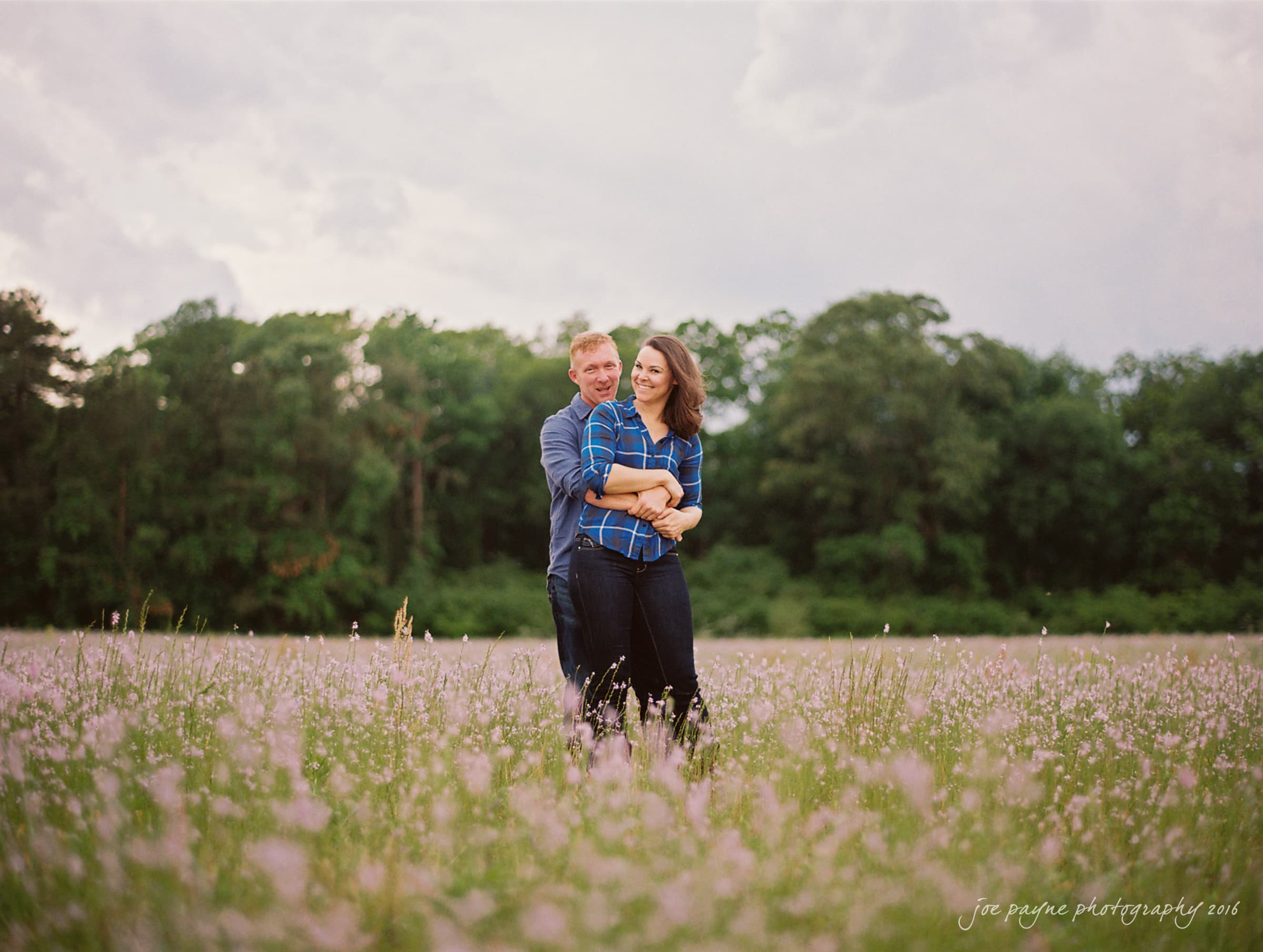 Rural NC Engagement Photography - Christina & Jerry-16