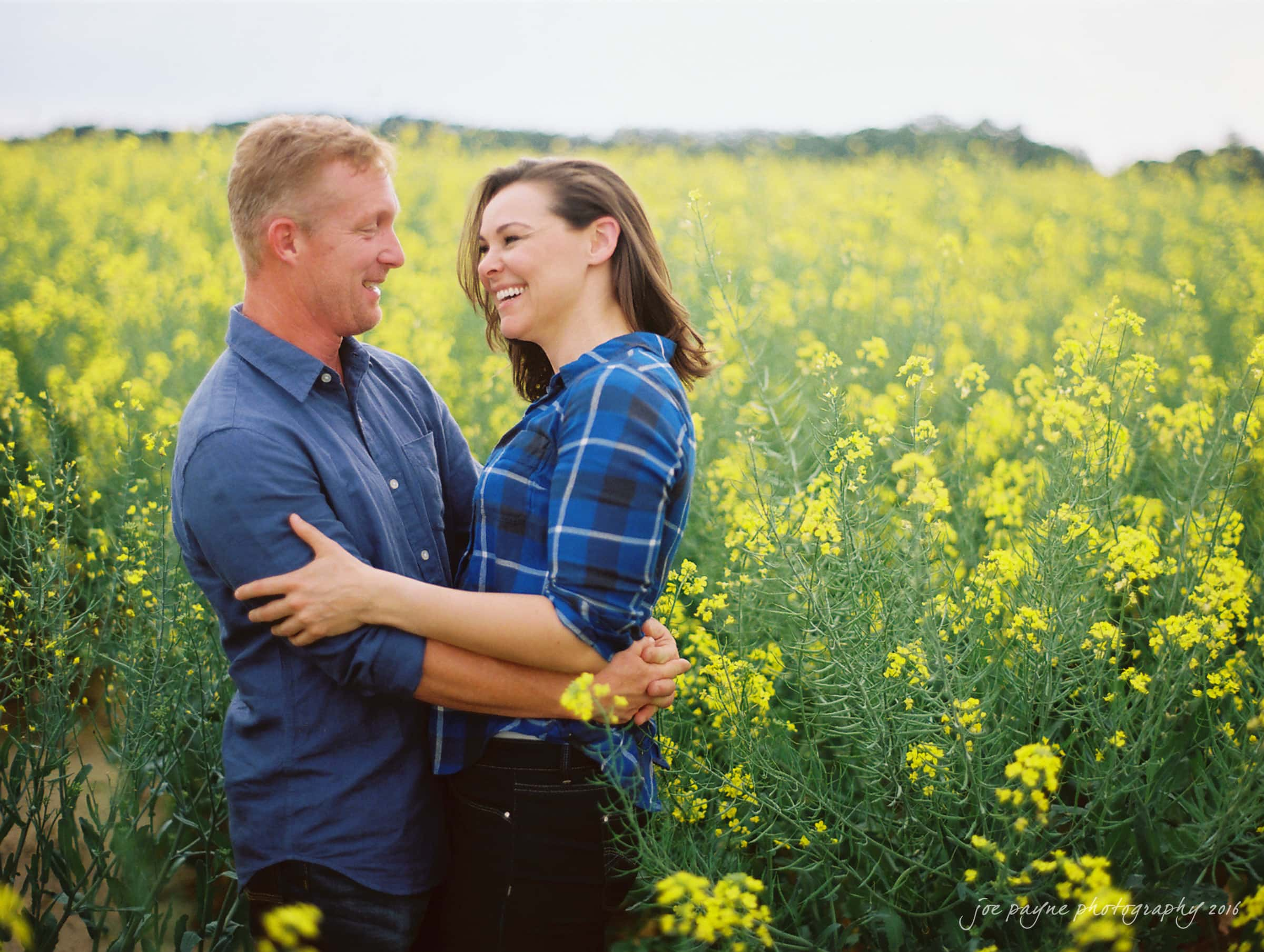 Rural NC Engagement Photography - Christina & Jerry-17