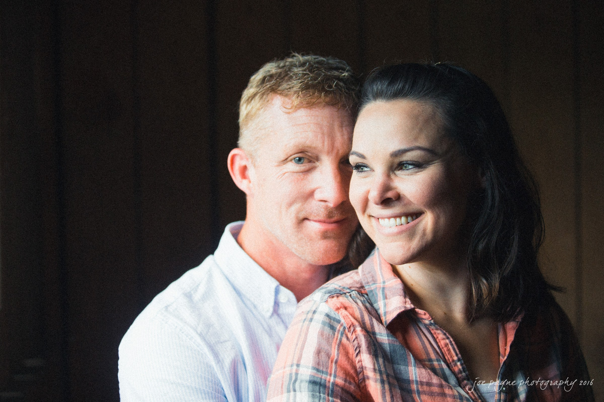 Rural NC Engagement Photography - Christina & Jerry-3