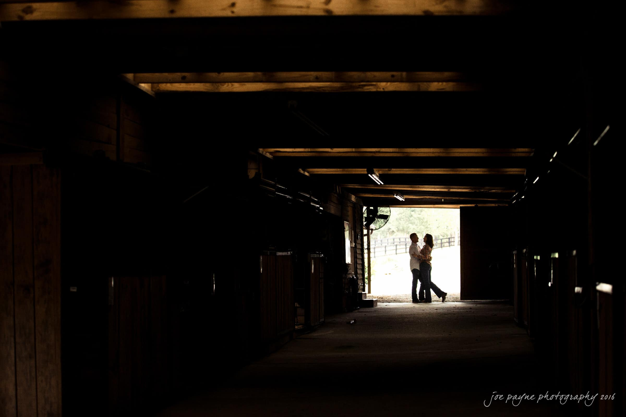 Rural NC Engagement Photography - Christina & Jerry-4