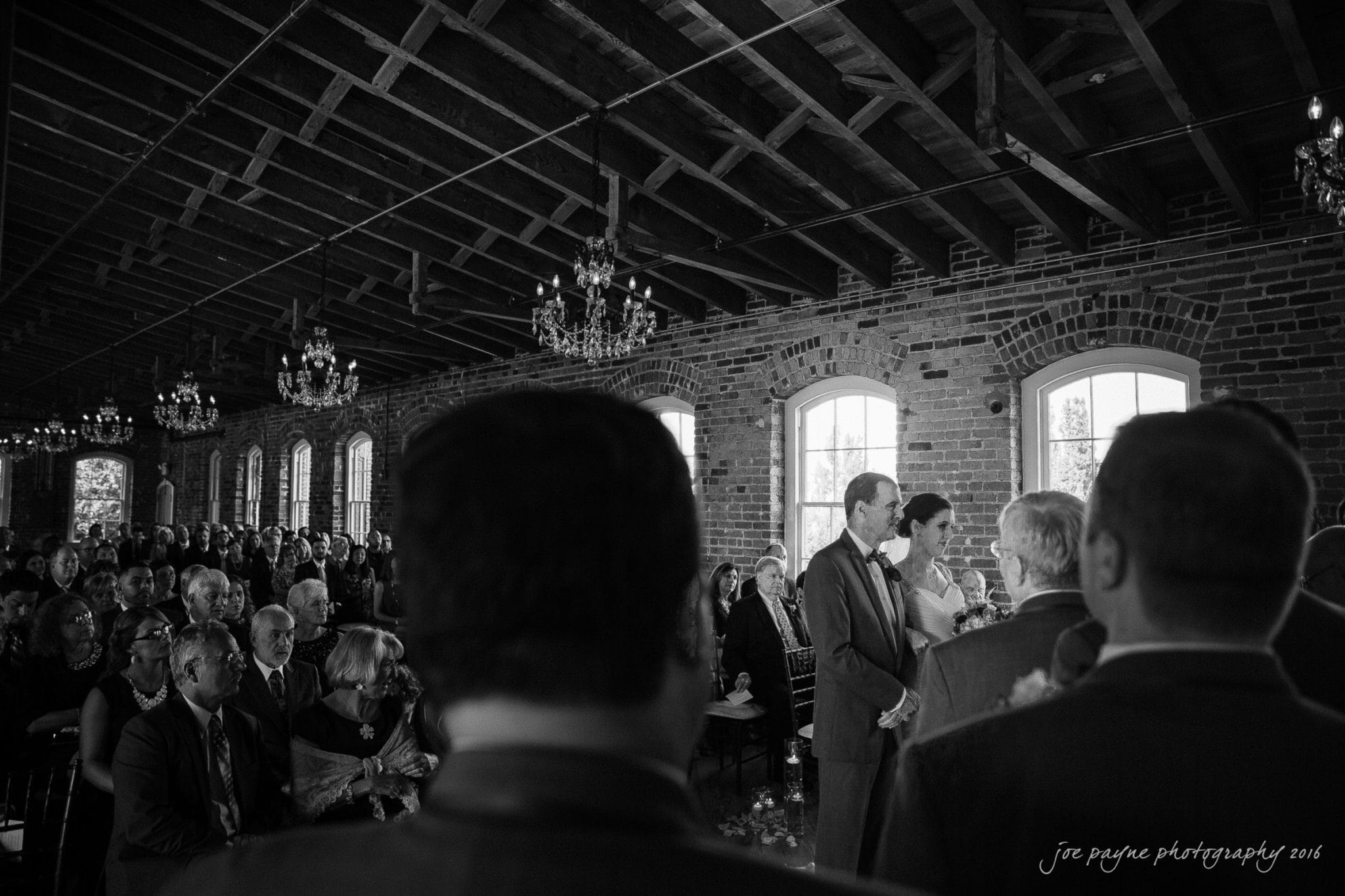 Melrose Knitting Mill Wedding Photographer - K&L-16