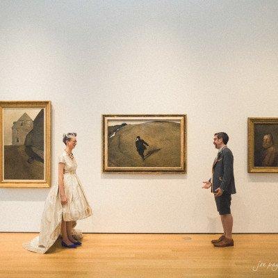 nc museum of art wedding photography – jade & frank