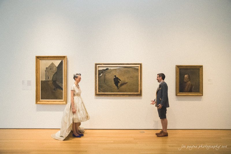 nc museum of art wedding photography – jade & frank