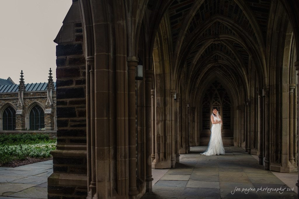 Duke Chapel & Carolina Inn Wedding-Angel & Jeff-12