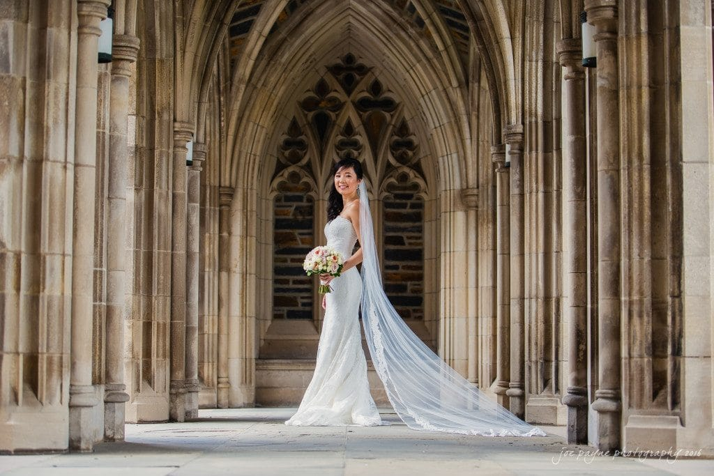 Duke Chapel & Carolina Inn Wedding-Angel & Jeff-13