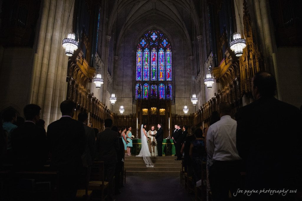 Duke Chapel & Carolina Inn Wedding-Angel & Jeff-17