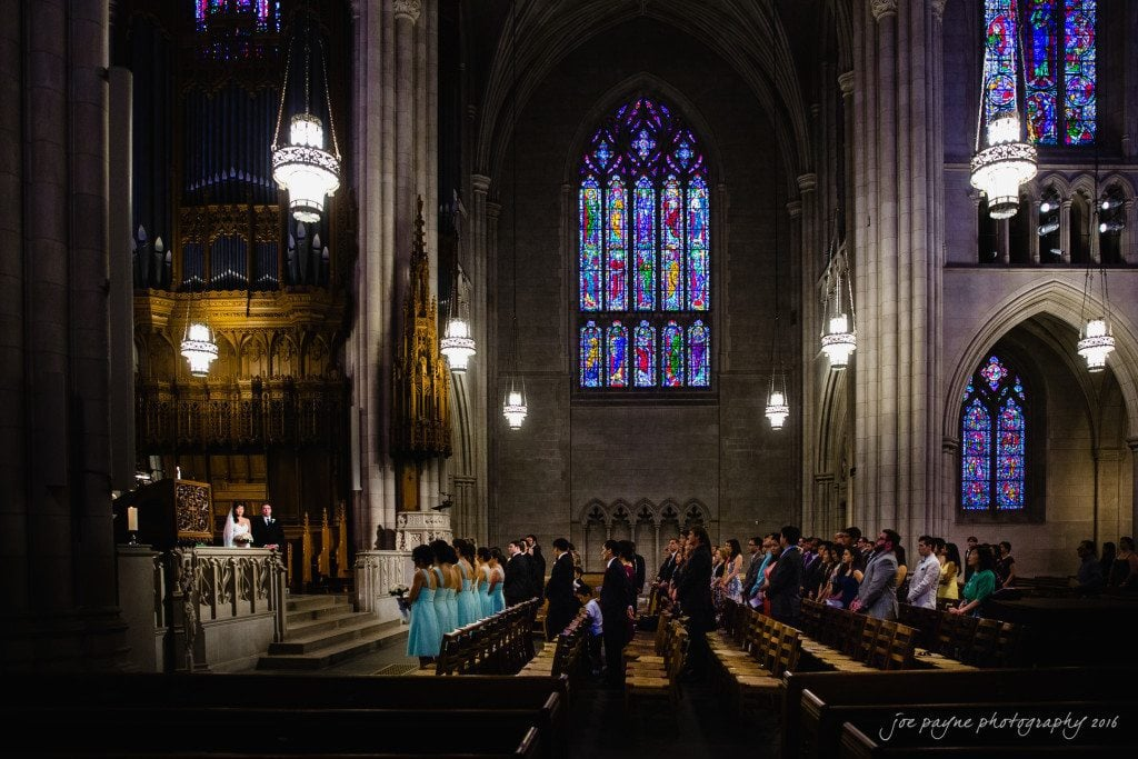 Duke Chapel & Carolina Inn Wedding-Angel & Jeff-19