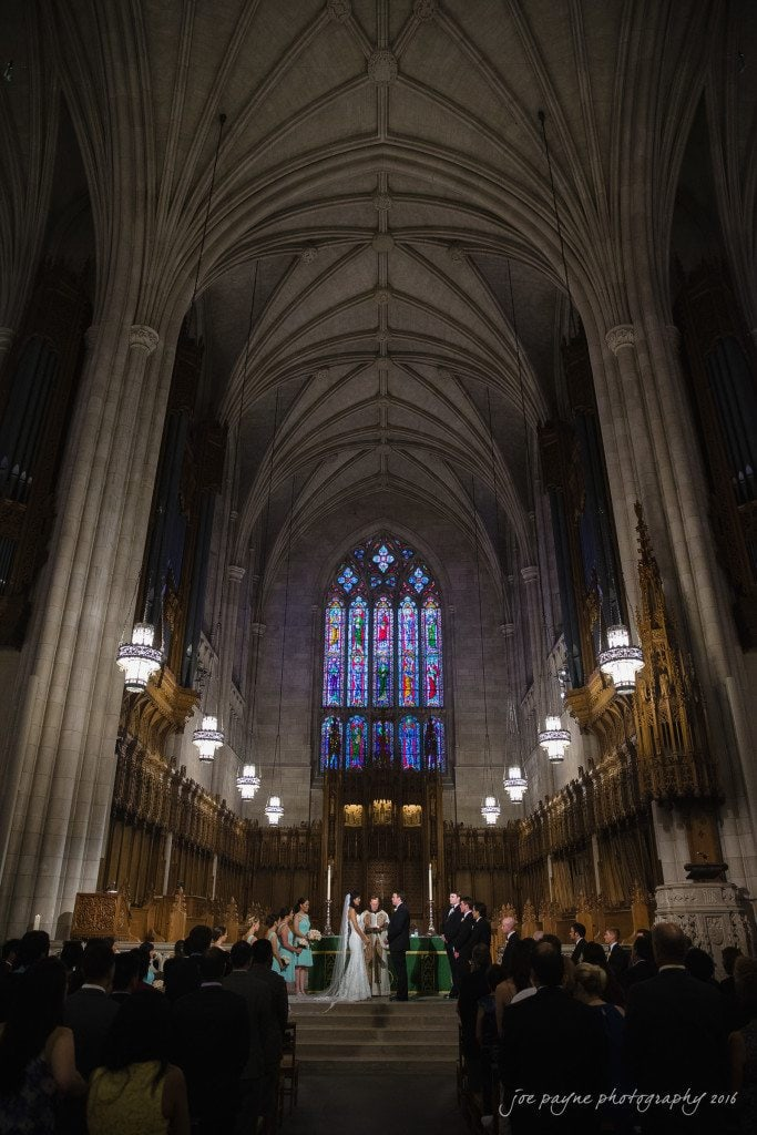 Duke Chapel & Carolina Inn Wedding-Angel & Jeff-21