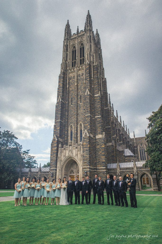 Duke Chapel & Carolina Inn Wedding-Angel & Jeff-27