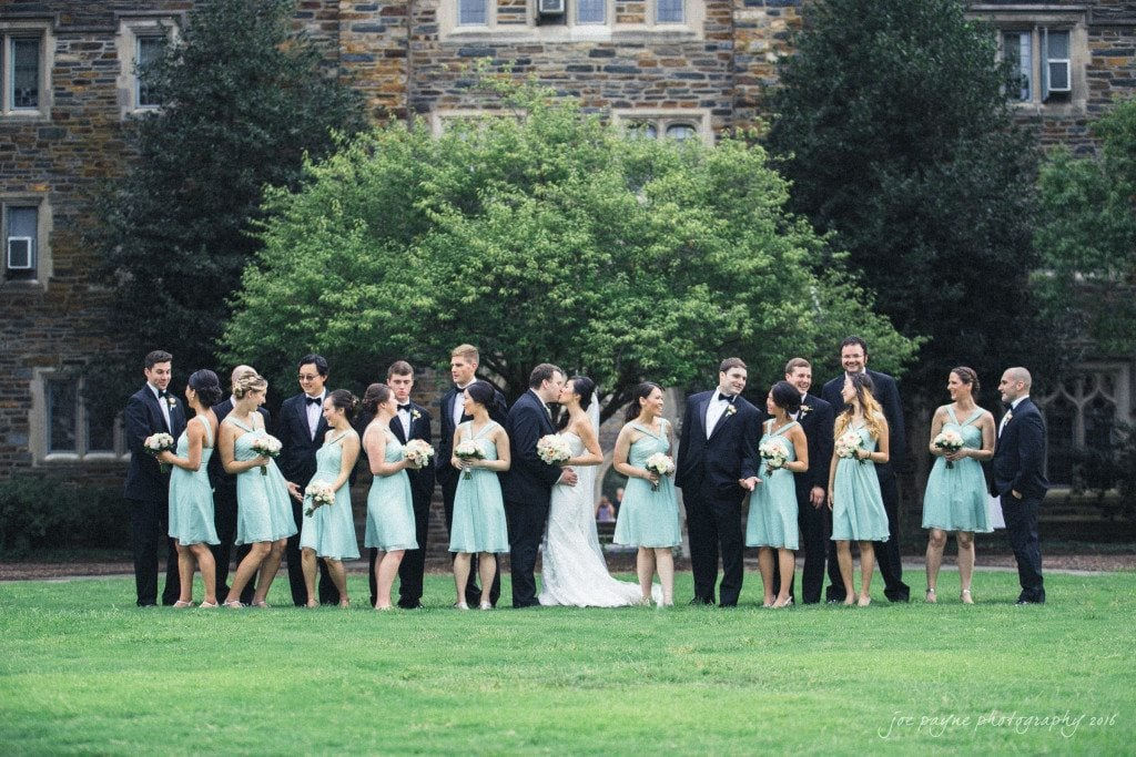 Duke Chapel & Carolina Inn Wedding-Angel & Jeff-28