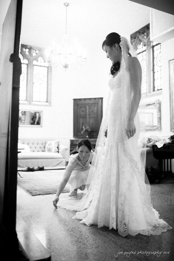 Duke Chapel & Carolina Inn Wedding-Angel & Jeff-6