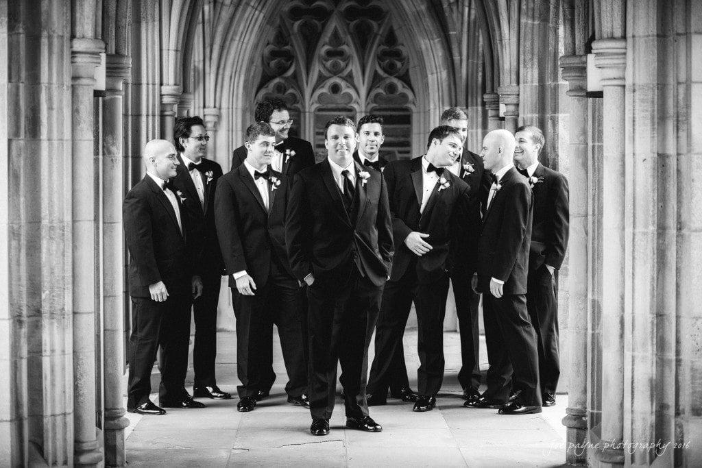 Duke Chapel & Carolina Inn Wedding-Angel & Jeff-8