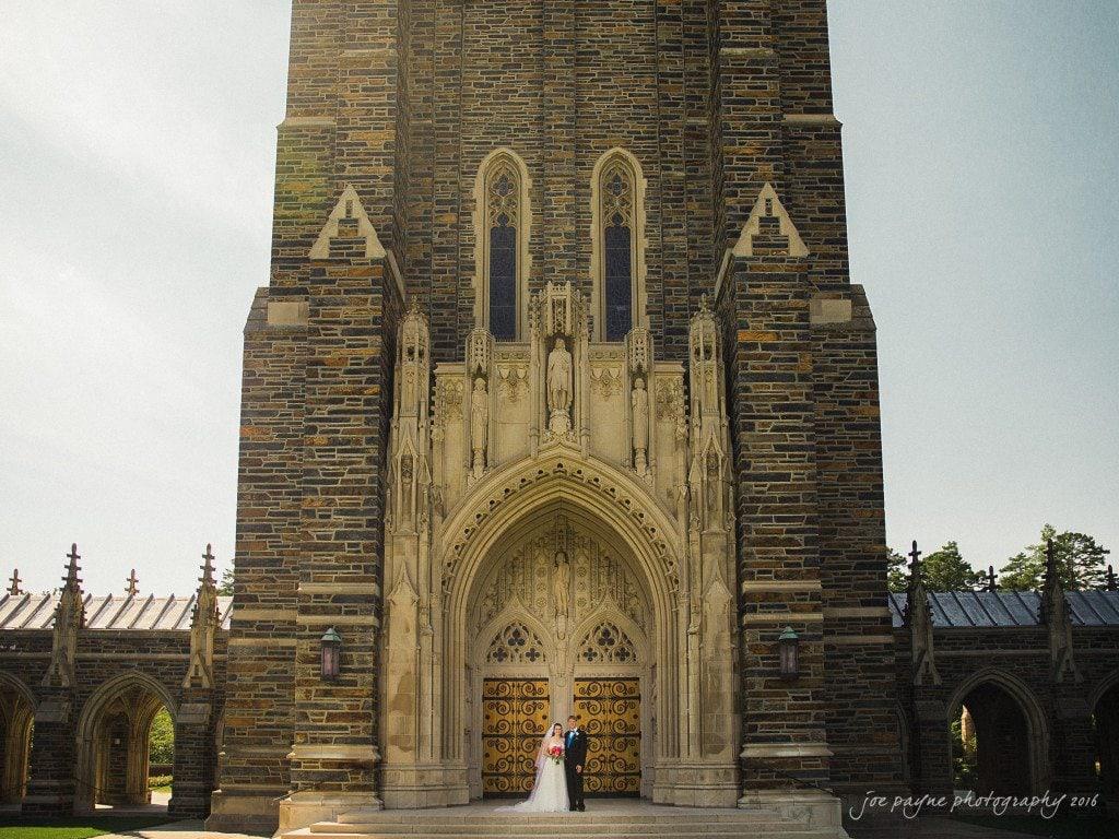Duke Chapel & Carolina Inn Weddings - S&A-34